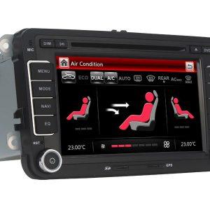 VW Passat Golf Caddy T5 Multimedia Stereo