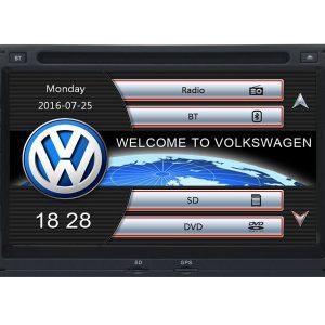 VW Golf 4 Polo Passat B4 B5 Multimedia Stereo