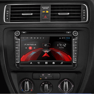 VW Passat Golf Caddy Amarok Polo Sharan Transporter Touran Bilstereo med GPS
