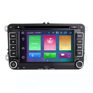 VW Passat Golf Caddy T5 Multimedia Stereo – Android 10 Carplay