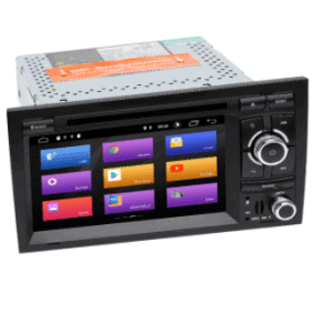 Audi A4 S4 RS4 Android Bil Multimedia Bilstereo